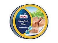 Филе тунца в подсолнечном масле Nixe, 185 г
