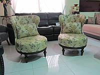 Удобное мягкое кресло для отдыха с подушкой Кабриоль (Украина)