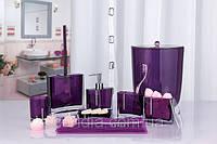 Ведро для мусора Roma цвет фиолетовый