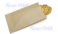 Пакет для бутербродов 230х110х40 (Бурый крафт)