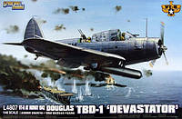 VT-8 AT Midway 1942 Douglas TBD-1 'Devastator' 1/48 GWH L4807