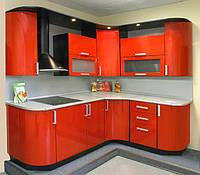 Кухня под изготовление по индивидуальным замерам. Замеры, сборка, установка. Бесплатные