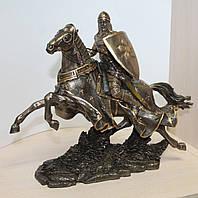 """Статуэтка Veronese """"Конный воин"""" (24 см) 70039 A4"""