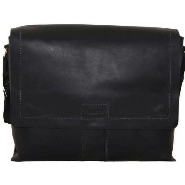 Мужская сумка из матовой кожи VATTO MК34Kr670 (Украина)