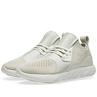 Оригинальные  кроссовки Nike Lunarcharge Premium Light Bone & Summit White