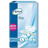 Подгузники для взрослых Tena Slip Plus Large 92-144 см 10 шт.