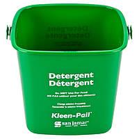 KP256GN Ведро Kleen-Pail 8Qt для чистящих средств (зеленое), 7,57 л