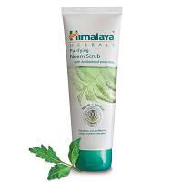 Очищающий скраб с нимом Himalaya Herbals 75 ml