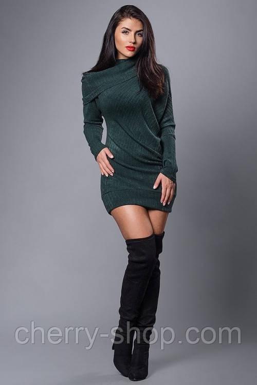 Оригинальное красивое платье-туника
