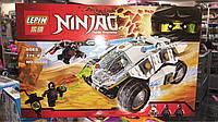 Конструктор ninjag 371 деталь
