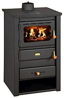 Отопительно-варочная печь на дровах Prity K22 CP
