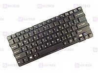 Оригинальная клавиатура для ноутбука Sony Vaio E14, SVE14 series, rus, black, без рамки