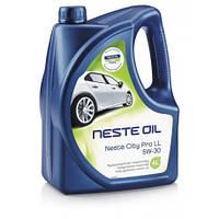 Масло моторное синтетическое Neste City Pro LL 5W-30 4л.