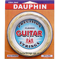 Струны Solid GBN2840 Dauphin Classic Bronze Medium Tension 28-40, фото 1