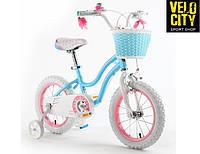 "Велосипед Royal Baby Star Girl 12"", фото 1"