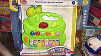 Пианино знаний развивающая детская игрушка
