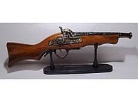 Зажигалка - мушкет 39см