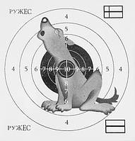 """Мишени """"Волк"""" для тренировочной и развлекательной стрельбы"""
