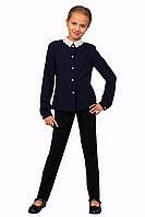 Блузка детская для девочек  М-1052 рост 116 122 128 140 146 152  158, фото 1
