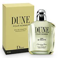 Мужская туалетная вода Сhristian Dior Dune pour homme (тестер без крышечки) 100 мл
