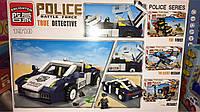 Конструктор полиция 303 pcs