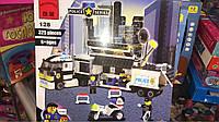 Конструктор police series 325 деталей