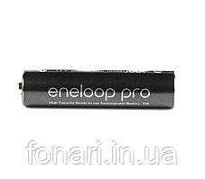 Аккумулятор Ni-Mh Panasonic Eneloop PRO AAA (BK-4HCCE) Япония