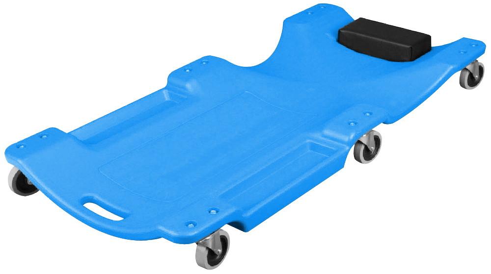 Лежак автослесаря пластиковый KINGTONY