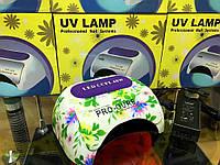 Уф-лампа ГИБРИД (CCFL+LED) 48W(ВТ) 10,30,60сек, фото 1