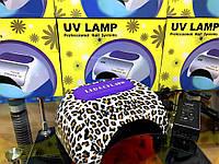 Уф-лампа ГИБРИД (CCFL+LED) 48W(ВТ) 10,30,60сек