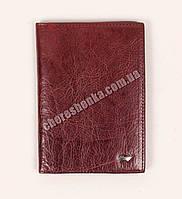 Кожаная обложка на паспорт Braun Buffel BR-694