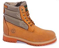 Ботинки Timberland 16Z  зимние тимберленды