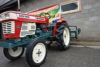 Японський мыны трактор YANMAR YM2000D