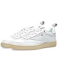 Оригинальные  кроссовки Reebok x Crossover Club C CNL White