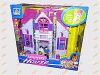 Кукольный дом с фигурками, мебель 6980 F611