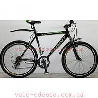 Горный одноподвесный велосипед  Azimut 26дюймов Fly