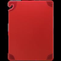 CBG152012RD Профессиональная разделочная доска Saf-T-Grip® (красная - мясо)