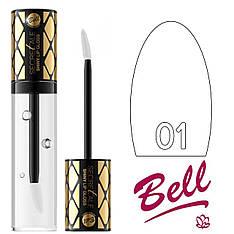 Bell Secretale - Блеск для губ Shiny Lip Gloss Тон №01 прозрачный