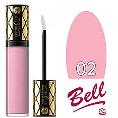 Bell Secretale - Блеск для губ Shiny Lip Gloss Тон №02 pastel orchid сатиновый