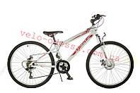 Горный  одноподвесный велосипед  Azimut 26дюймов Extreme-G-FR/D-1
