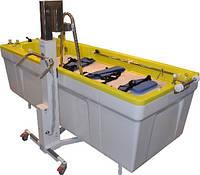 Ванна для подводного душ-массажа и вытяжения позвоночника, электро «Atlanta»