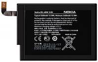 Аккумулятор батарея BV-4BW для Nokia Lumia 1520 оригинальный