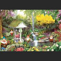 В саду у гномов 196*280
