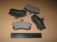 Колодка тормозная ВАЗ 2110 переднего ( комплект 4 штук) (производитель АвтоВАЗ) 21100-350180082