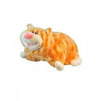 Котик полосатый( рудий )