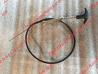Трос привода замка капота Москвич Иж 412, АЗЛК 2140 Украина, фото 1