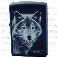 Бензиновая зажигалка Zippo 28303 White Wolf, фото 1