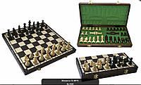 Шахматы 1050 CLUB коричневые