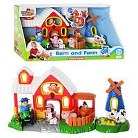 Музыкальная ферма Hap-p-kid 3882 T