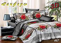 Комплект постельного белья Тет-А-Тет евро 467 ранфорс